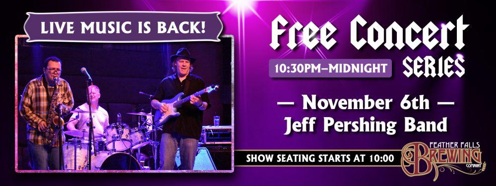 Jeff Pershing Band